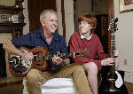 Local dads' double lives as musicians have positives for family