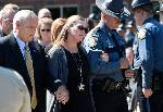 Dickson County Sgt. Baker funeral: Remembered for loving life, daughter