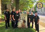 Chattanooga police dog, Duco, retiring after active, 7-year career