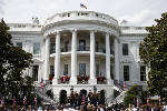 White House visits become political litmus test for athletes