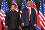 Trump sees 'new future' for North Korea, but path unclear