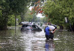 Hundreds rescued from floodwaters in South Texas