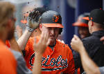 Braves lose again as Orioles heat up at plate