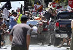Hate crime charges leveled after Charlottesville attack