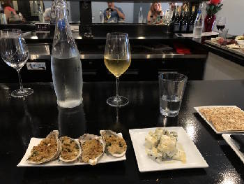 Restaurant review: Virgola offers something different in wine and oyster bars