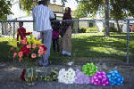 3-year-old who was stabbed at her own birthday party dies