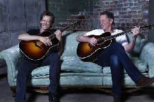 Off the Couch: Bacon Brothers, Moore on Chattanooga's musical menu