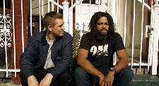 Film Review: In 'Blindspotting,' simmering tensions with a beat