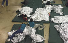 Immigrant children describe hunger and cold in detention