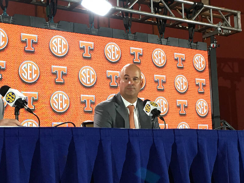 Jeremy Pruitt responds to critics in captivating SEC Media ...