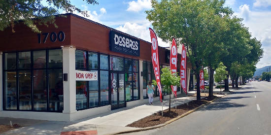 DosBros Fresh Mexican Grill expands to the Southside