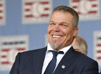 81f6d44be78 Wiedmer  Chipper Jones handled his Hall of Fame speech as easily as he  always did the Mets