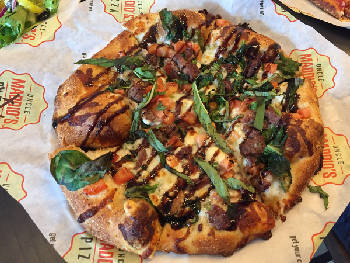 Restaurant review: Fast-casual pizza a pleasure at Uncle Maddio's