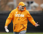 Vols Notebook: Offensive line coach Will Friend tough in critiques