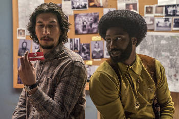 Film review: Spike Lee's 'BlacKkKlansman' is daring and essential [trailer]