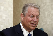 Gore: Trump not yet as damaging to environment as he feared