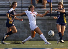 Baylor nips CCS 1-0 on Maddie Reap goal in season opener [photos]