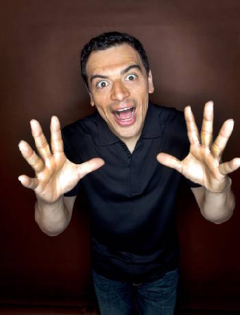 Carlos Mencia's 'C 4 Urself' tour coming to Comedy Catch