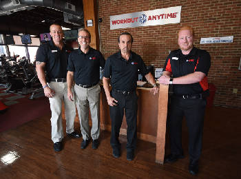 Exercising growth: Workout Anytime franchise leaders grow across Southeast