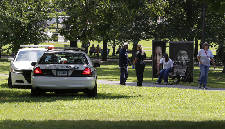 More than 70 people have overdosed on bad batch of synthetic marijuana in park near Yale