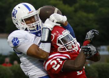 Tyis Love TD returns lift Dalton to shortened 21-10 win over Ringgold [photos]