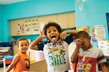 Bright beginnings: Chambliss Center for Children supports kids and working parents