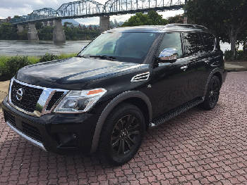 Test Drive: 2018 Nissan Armada SUV is large and luxurious