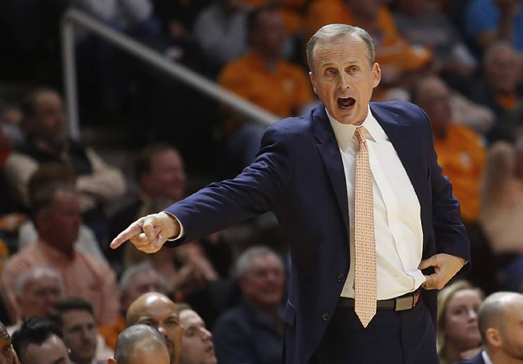 Tennessee releases full 2018-19 men's basketball schedule ...