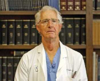 A bedside manner second to none: Dr. Peter Boehm Sr.