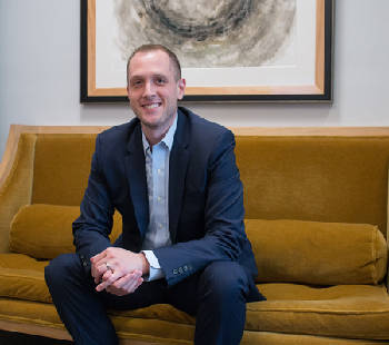 Young Guns: Matt Partridge to head Hutton