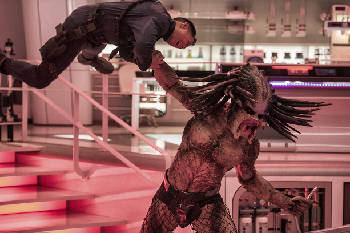Film review: 'The Predator' outstays its welcome on Earth [trailer]