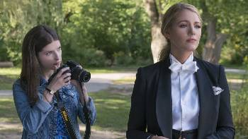Film review: In 'A Simple Favor,' a vlogging mom with secrets [trailer]