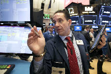 Stocks at records; Dow beats all-time high from January