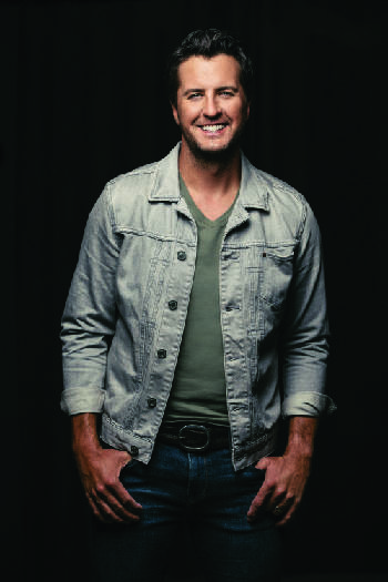 Win tickets to Luke Bryan's show in Ringgold