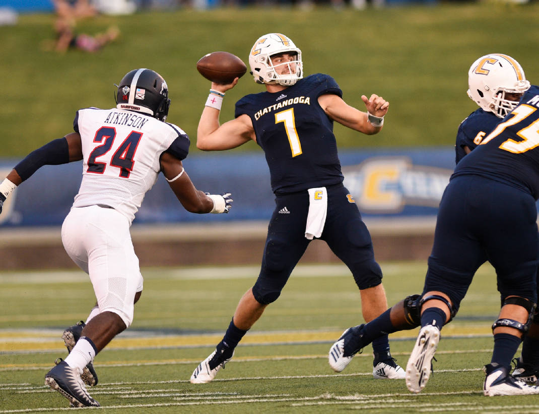UTC football team wants to get back to winning ...