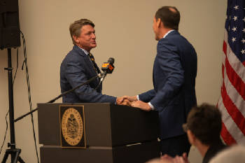 University of Tennessee Board of Trustees appoints Randy Boyd as interim president