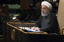 Iran says U.S. wants to overthrow government, rejects two-way talks