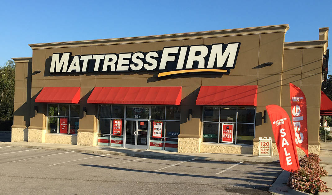 Mattress Firm files for bankruptcy, closing 200 stores ...