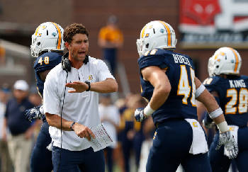 UTC athletic director wishes Tom Arth well; search for replacement underway