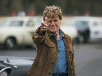Film review: Redford is wry, charming in his (maybe?) swan song [trailer]