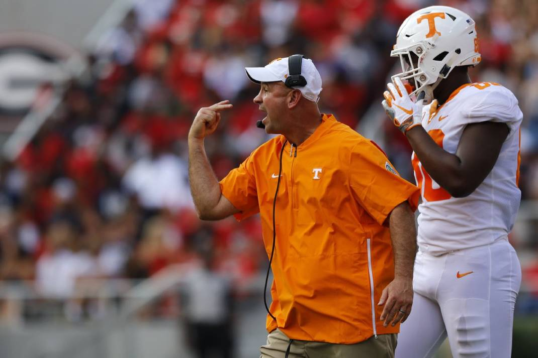 Vols notes: Why Jeremy Pruitt appreciates Auburn's ...