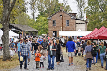 Ketner's Mill Country Fair tops this weekend's list of festivals