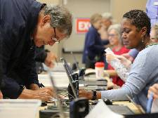 Turnout nears 300,000 as Tennesseans continue feverish early voting pace in historic election