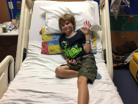 Chattanooga boy being treated for mysterious paralyzing illness