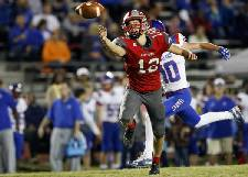 Ooltewah rallies past Cleveland to win 34-20