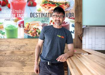 Tropical Smoothie Cafe one of four new restaurants opening in East Brainerd