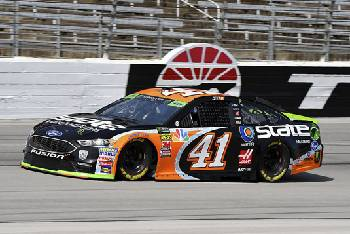 Stewart-Haas Racing drivers qualify well at Texas Motor Speedway