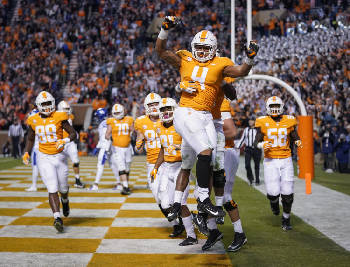 Vols now being projected into bowl picture