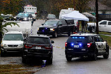 Suspect killed following officer-involved shooting in Hamilton County