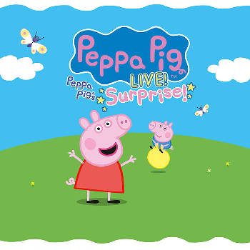 'Peppa Pig Live!' brings children's fun to the Tivoli Theatre